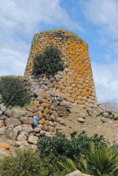 Nuraghe Nuraddeo- SUNI. #Sardinia #Sardegna