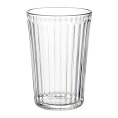 IKEA - VARDAGEN, Glass, 10 oz, , Also suitable for hot drinks.Made of tempered glass, which makes the glass durable and extra resistant to impact.