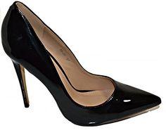 shop the look - schwarze High Heels