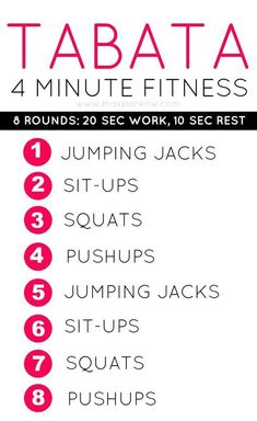 4 Minute Fat Burning Tabata Workout - Burning Fat Up To 24 . - 4 Minute Fat Burning Tabata Workout – Burning Fat Up To 24 … 4 Minute Fat Burning Tabata Workou - Fitness Workouts, At Home Workouts, Fitness Tips, Health Fitness, Fitness Plan, Yoga Fitness, Cardio Workouts, Fat Workout, Hiit Workouts Fat Burning