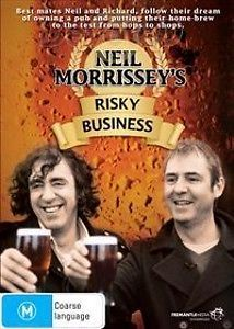 RISKY BUSINESS NEIL MORRISSEY'S *** DVD NEW *** REGION ALL $15.29 DISCOUNTED PRICE