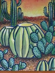 pinturas de cactu - Buscar con Google