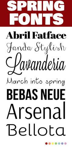 Tavaszi fontajánló