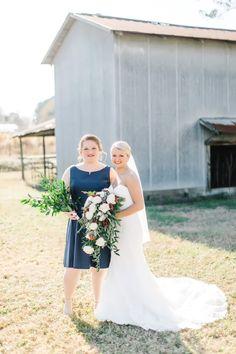 NC Wedding Photographer|Emmie & Collin Married » Stephanie Gore Photography