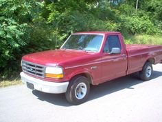 94 FORD F-150 PICKUP ... 300 straight 6 mtr ...the one everyone likes. - $1750 94   5 SPEED Air Conditioning (NEEDS CHARGE) Power Steering Power Brakes  Radial Tires GOOD 300 MOTOR STRAIGHT 6 (THE ONE EVERYBODY LIKES) THEY RUN FOREVER Trip Odometer Carpeting Dual Sport Mirrors Cloth Upholstery Power Steering Power Brakes Tilt Steering Wheel Cruise Control Carpeting Day/Night Lever Cloth Upholstery $1750 FIRM .... NO TEXTING CALL 931- 637 - 0NE- THREE - EIGHT - FIVE NO TEXTING