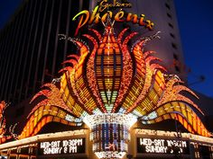 Phoenix Hotel and Casino, Reno, Nevada