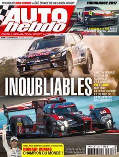 Auto Hebdo - 23 Novembre 2016