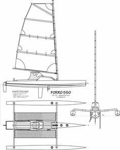 Yacht Design, Boat Design, Sailing Kayak, Kayak Boats, Fast Boats, Build Your Own Boat, Boat Building Plans, Yacht Boat, Dinghy