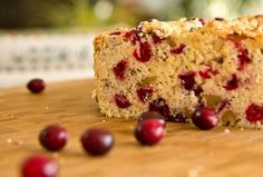 Cranberry Bread - Tried and True | Recipe from Cook's Tour of Shreveport | @mjskitchen  #cranberrybread