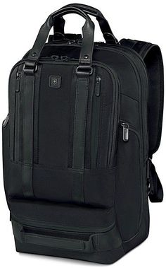 """Victorinox Swiss Army Lexicon Professional Bellevue 17"""" Laptop Backpack with Tablet and eReader Pocket"""