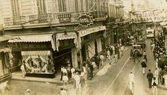 La Habana - 1930 la esquina de Neptuno y San Nicolás, era famosa por sus exquistos artículos textiles)