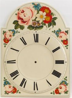 Ursula Erb ~ Clock Dial 2008 exhibition