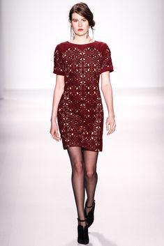 Tadashi Shoji #NYFW #fashion