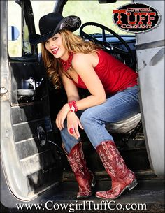 On Location: J2 Shoots for Cowgirl Tuff Jeans