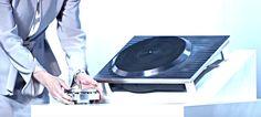 Une platine #vinyle Technics à entraînement direct dans la lignée des SP-10 et Sl-1200 pour l'année 2016     #Technics #Platine #Audio #Musique