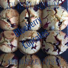 Blåbær muffin – glutenfri og uden tilsat sukker.