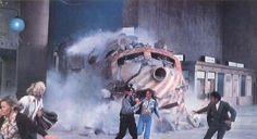 Crashing the Silver Streak, 1976