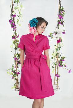 """Look de la semana: El Wrap Dress """"es más que un vestido; es un espíritu"""", dijo Diane Von Furstenberg en entrevista al diario británico The Independent. #GriseldaTovar #Moda #Mujeres #ClothingVintage"""