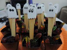 Veja mais no joiasdolar.blogspot.com.br #ideas #ideias #joiasdolar #LáEmCasa #EuQueFiz #party #festa #halloween #DiaDasBruxas #nham #food #cute