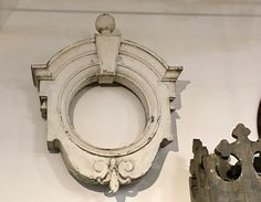 Antique Zinc Dormer Window On Sale   Oeil de Boeuf   White  Circa 1850   Was $4650 Sale Price $3255  The Hare Wares Antiques & Design  Interior Design and antiques are my passion! Anything.....Swedish, French, English and Italian I love!  Find the goods at Lost. . .again Antiques & Decor 148 Riveredge Dallas, TX 75207  Dealer #2368