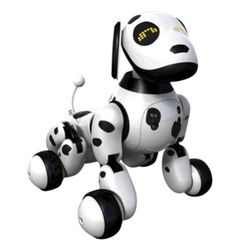 Zoomer Robot Dog from Target.  Your child will love to run, play and laugh with Zoomer RoboDog. He loves to sniff out adventure and wag his tail with excitement.  Get your rebate from RebateGiant.