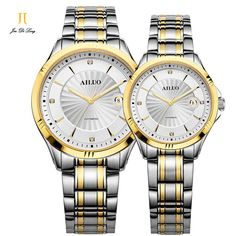 US $264.04 - 2016 Famous Brand Lovers Mechanical Watch Women Men Dress Watches luxury Wristwatches Casual Watches sapphire Water Resistant