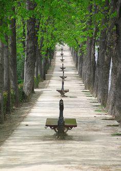 Park Retiro, Madrid - photo by Donna Long
