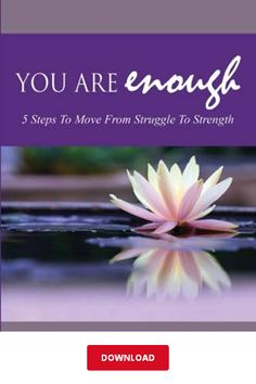 You Are Enough: 5 Steps To Move From Struggle To Strength You Are Enough, Reading Online, Good Books, Strength, Pdf, Great Books, Electric Power