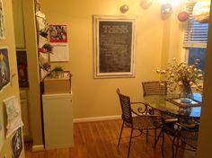 { The Crafty Homeschool Mama }: Homeschool Organization {In My Home}
