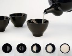 These Awesome Glasses Mimic The Phases Of The Moon