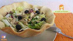 Cestini di pane x insalata