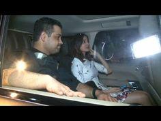 Anushka Sharma at special screening of NH10 movie.