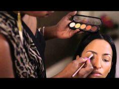 Tutoriel maquillage de soirée sur peau mate ! enjoy