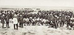 Rus ordusu İstanbul-a ilerliyor (1878. Küçükçekmece) 93 Harbi olarak bilinen Osmanlı-Rus Savaşı dönemi.