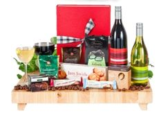 Image for A Little of This. with Stony Peak from Total Office National Hampers, Stony, Swirls, Image