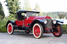 1920 Stutz Bearcat - (Stutz Motor Co. Indianapolis, Indiana 1911-1935)