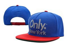 Free Shipping ! Cheap fashion Only NY 2 Tone Sports Logo Blue Red Snapbacks Hat cheap hiphop leisure Baseball Caps $6/pc,20 pcs per lot,mix styles order is available.Email:fashionshopping2011@gmail.com,whatsapp or wechat:+86-15805940397
