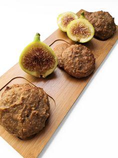 Εύκολα μπισκότα σύκου - Little Hands BLW Healthy Recipes, Healthy Food, Kids Meals, Cupcakes, Beef, Snacks, Cookies, Chocolate, Desserts