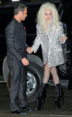 """Lady Gaga Says She Has """"Found Love"""" With Boyfriend Taylor Kinney"""