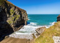 Bossiney Cove (Bossiney Haven) - North Cornwall, Cornwall Beaches
