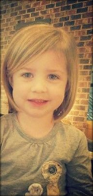 little girl haircut... why do i have the urge to cut claire's hair lol no no no but if i did this is cute