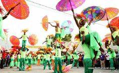 Carnival of flowers Haiti 2014