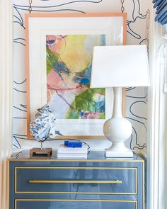 abstract art by mary rountree moore Furniture Boutique, Furniture Decor, Painted Furniture, Funky Furniture, Interior Styling, Interior Decorating, Interior Design, Luxury Interior, Decoration