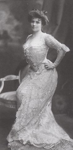 vintage everyday: Fashion of The 1900s
