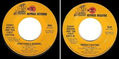 Kenny Rogers + The First Edition / Something's Burning (1970) / Reprise 0888…