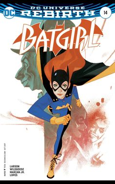 Joshua Middleton Variant  Cover 1st Prints DC NM Batgirl 30 2019 Main Cover