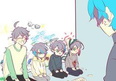 Elsword - Ain @Twitter / @karasu__ame Ain Elsword, Elsword Game, Fictional World, Funny Art, Anime Style, Some Pictures, Rainbow Colors, Cute Art, Manga Anime