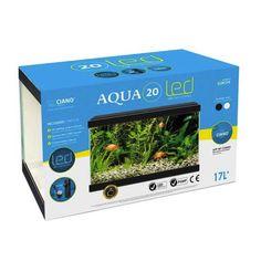Acuario Ciano Aqua 20 Light Led *NUEVO*