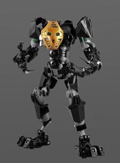 Bionicle/Beast Wars Transmutate Bionicle Heroes, Lego Bionicle, Lego Creator Sets, Micro Lego, Hero Factory, Lego Mechs, Cool Lego Creations, Lego Design, Game Character Design