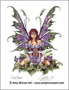 Amy Brown Fairy | love Fairies. Especially AmyBrown fairies. She is a very talented ...